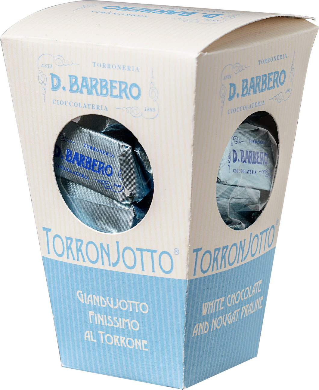 TORRONJOTTI CHOCOLATES