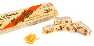 TORRONE WITH ALMOND AND CANDIED ORANGE