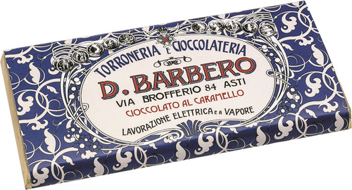 CHOCOLATE BAR IN VINTAGE GRAPHIC