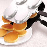 Pan Cake Mold With Four Holes