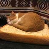 Artificial Bread Slice Mat For Pet