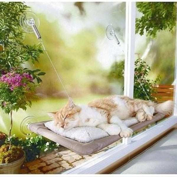 Window Swing Hammock For Cats