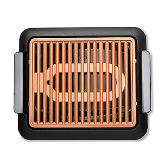 Smokeless Electric Grill And Griddle