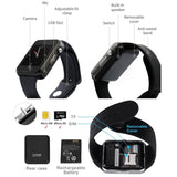 Sport  Bluetooth Wristwatch