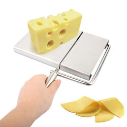 New Stainless Steel Cheese Slicer