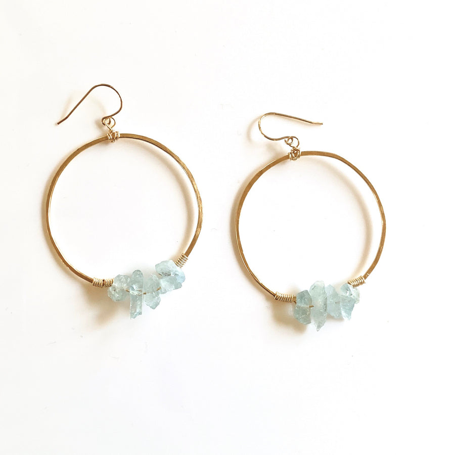Sun Gate Earrings