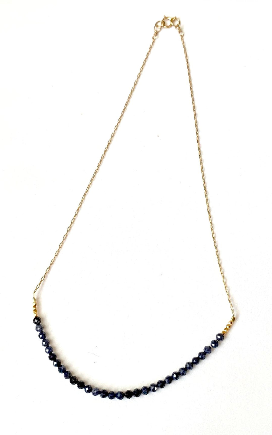 Everyday Stunner Sapphire Necklace