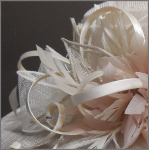 Lucy Hat - Ivory & Oyster