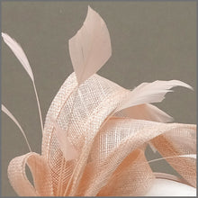 Load image into Gallery viewer, Elegant Blush Pink Special Occasion Headpiece