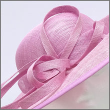 Load image into Gallery viewer, Elegant Candy Pink Hatinator for Derby Day