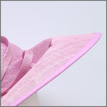 Load image into Gallery viewer, Elegant Candy Pink Hatinator for Royal Ascot