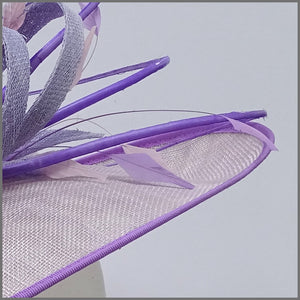 Lilac & Lavender Hatinator for Royal Ascot