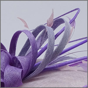 Lilac & Lavender Hatinator for Derby Day