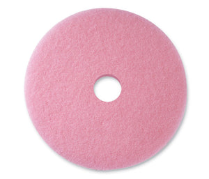 "3M series 3600 20"" pink high speed burnishing pad"