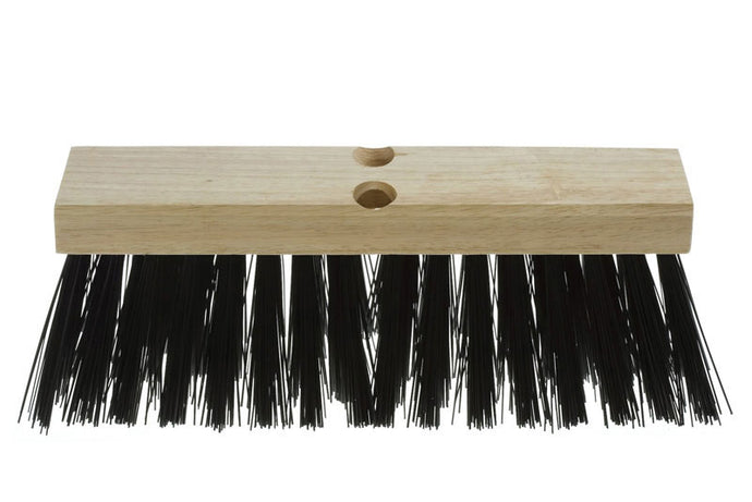Push street broom 16