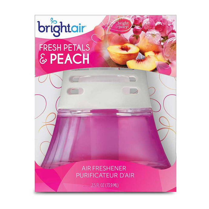 Scented oil air freshener (non-electric) Fresh petals & peach