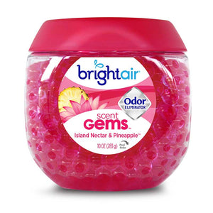 Island nector & Pineapple scent Gems odor eliminator