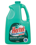 (08417)CS.4X4L.  HERTEL CONCENTRATED ALL PURPOSE CLEANER Ylang & Jasmi