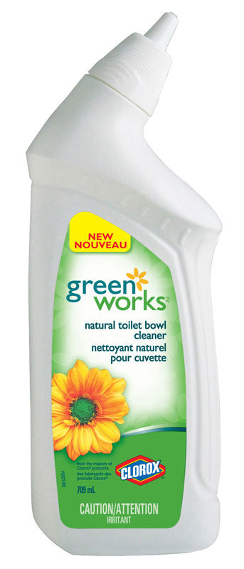 GREENWORKS 709 ML toilet bow cleaner