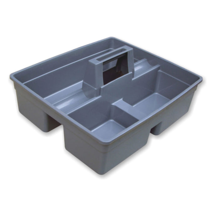 GREY ACCESSORY CADDY