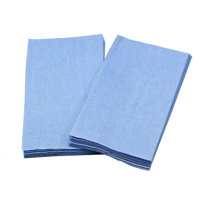 PREMIUM LUXURY DURA PLUS blue food service towel