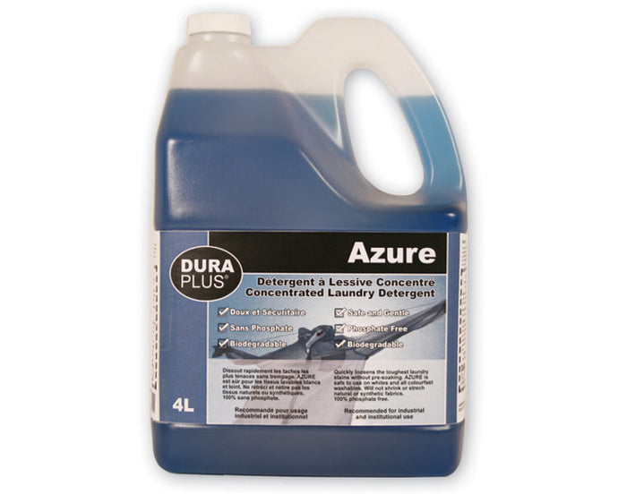 DURA PLUS Azure concentrated laundry detergent  4L