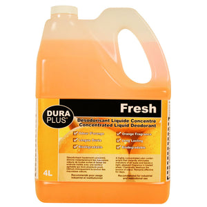 DURA PLUS liquid deoderizer orange  4L