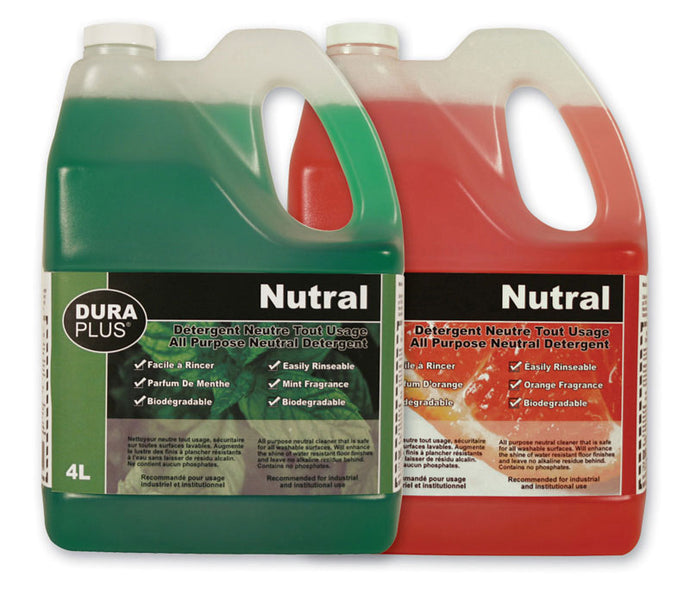 DURA PLUS all purpose neutral detergent peppermint  20L