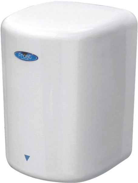 (Spec.ord) Bleu express hand dryer/hands free satin stainless steel