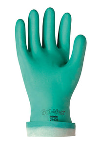 (spec.ord*12*) SOL-VEX gloves green NITRILE  SMALL 12 pairs