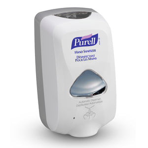 PURELL TFX-12 TOUCH FREE Gray Dispenser
