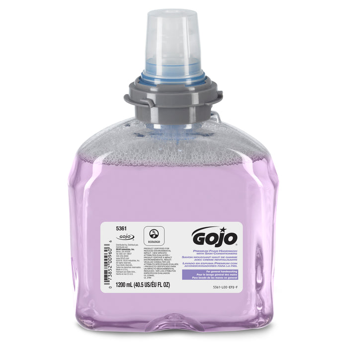GOJO Premium foaming handwash with skin conditionner