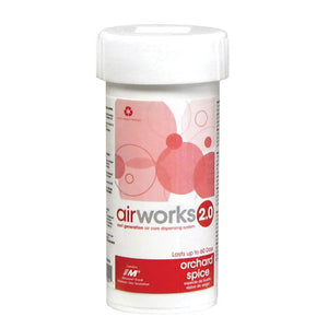 AIRWORKS refill burgundy spice scented 6 units