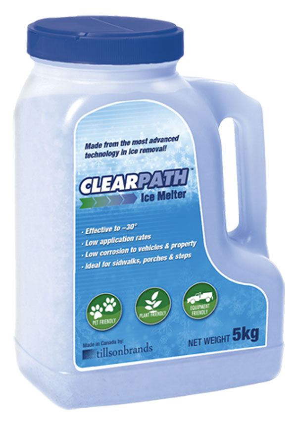 5 Kg *CLEARPATH* ice melter  DURA PLUS