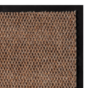 (Spec.ord) Brown SCRAPER multi pin  mat 3' x 60'