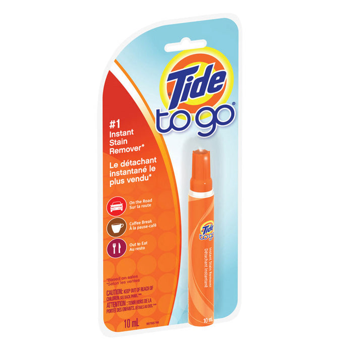 TIDE  *TO GO* instant stain remover pen applicator   10 ml