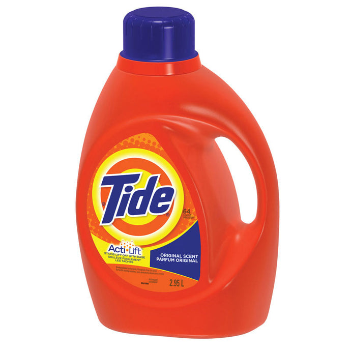 (08886) TIDE original liquid laundry soap  2.95 L