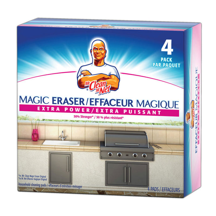 (82038) MR. CLEAN extra power magic eraser (4 sponges)