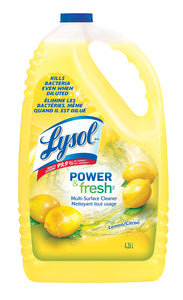 LYSOL all purpose cleaner *Lemon* 4.26L