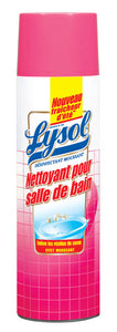 LYSOL aerosol cleaner for toilets *summer fresh scent* 680 gr