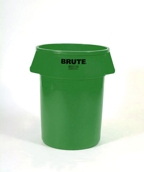 (spec.ord*6*) Brute round container 20 GAL green 19 1/2