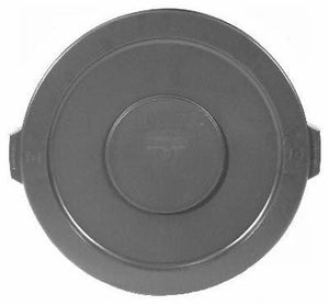 "Lid for 32 GAL brute container 2632 gray 22 1/4"" x 1 5/8"" H"