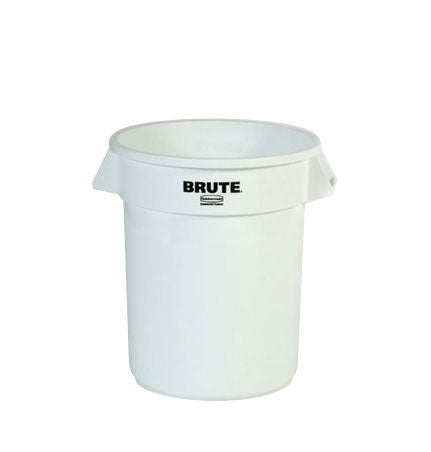 (1779740)(Spec. Ord *4*)Brute round container 44 GAL white 24
