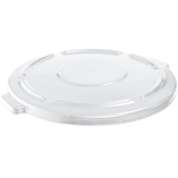 (Spec. Ord *4*)Lid for container RU2643 white 24.5