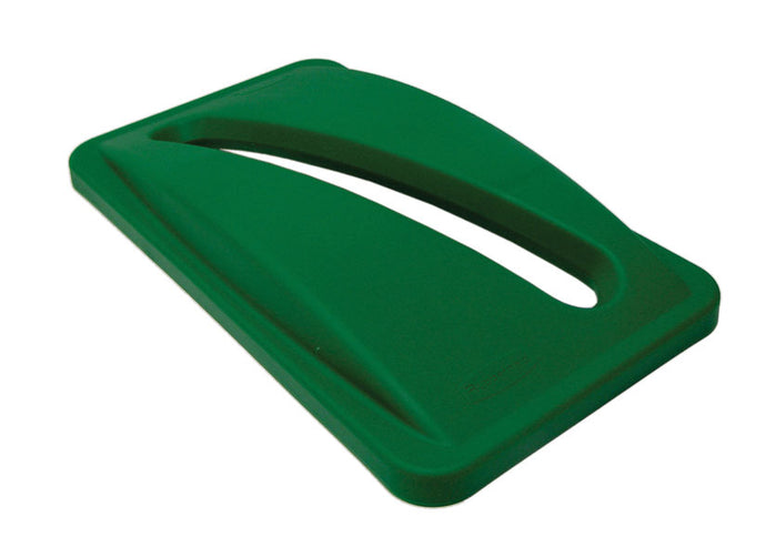 (spec.ord*4*) Paper recycling lid for containers RU3540 & RU3541 green