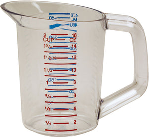 (Spec. Ord *6*)Bouncer measuring cup 2 tasses/cups 500ml
