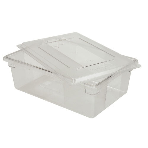 (Spec. Ord *6*)Clear polycarbonate food box 12.5 gal  26