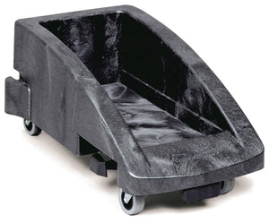 (spec.ord*2*) (1980602)Black Slim Jim trolley for container 3540 & 354