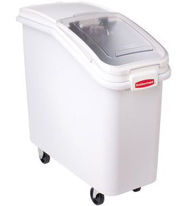 "White Prosave ingredient bin 2.75 sq ft. (29.25"" x 13.125"" x 28"")"