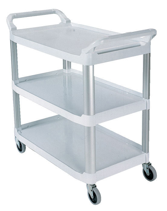 (spec.ord) Xtra utility cart with open sides cap. 300 lbs white